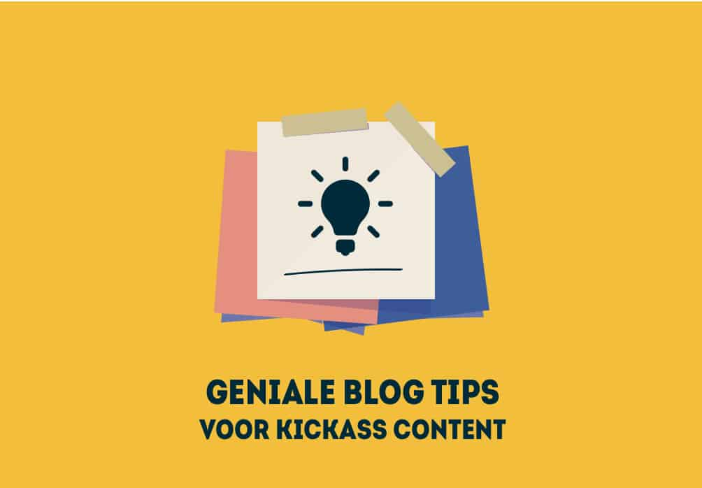 Blog tips content marketing