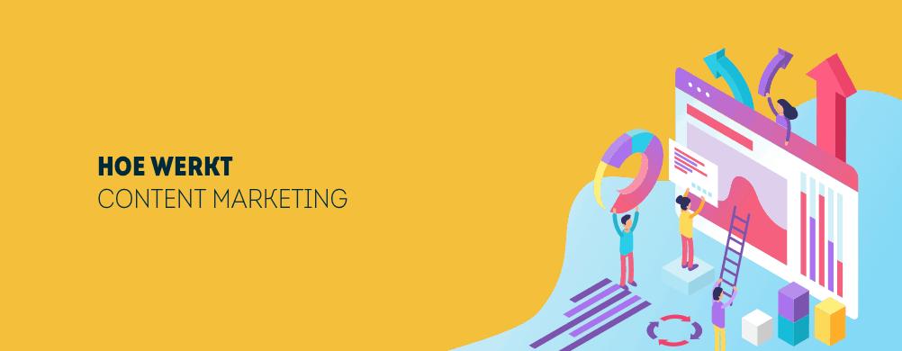 Hoe werkt content marketing?
