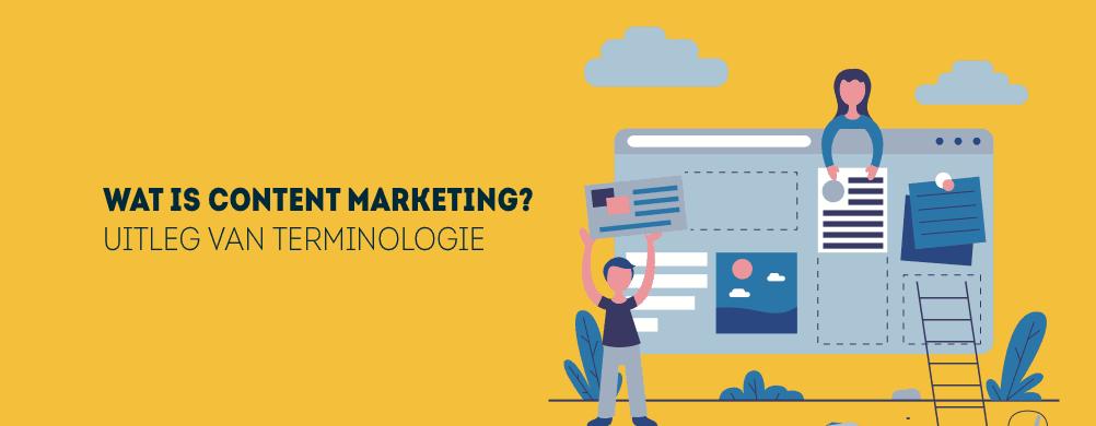 content marketing overzicht