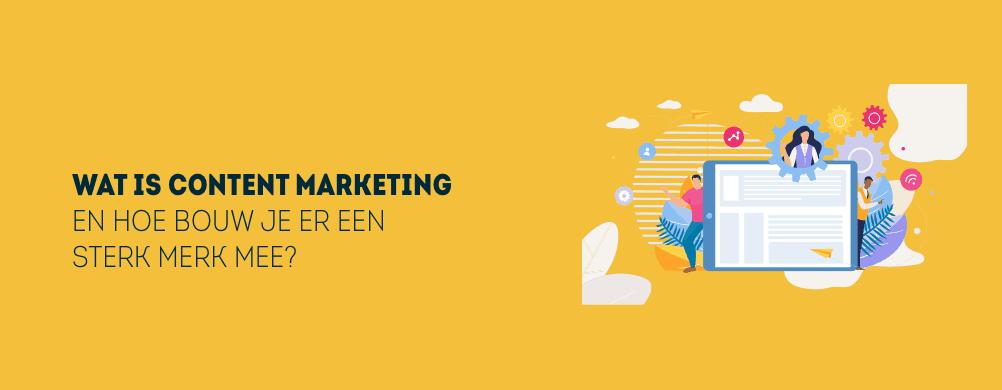 uitleg content marketing