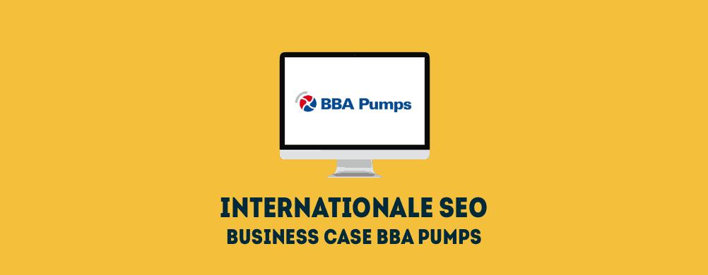 Internationale SEO business case