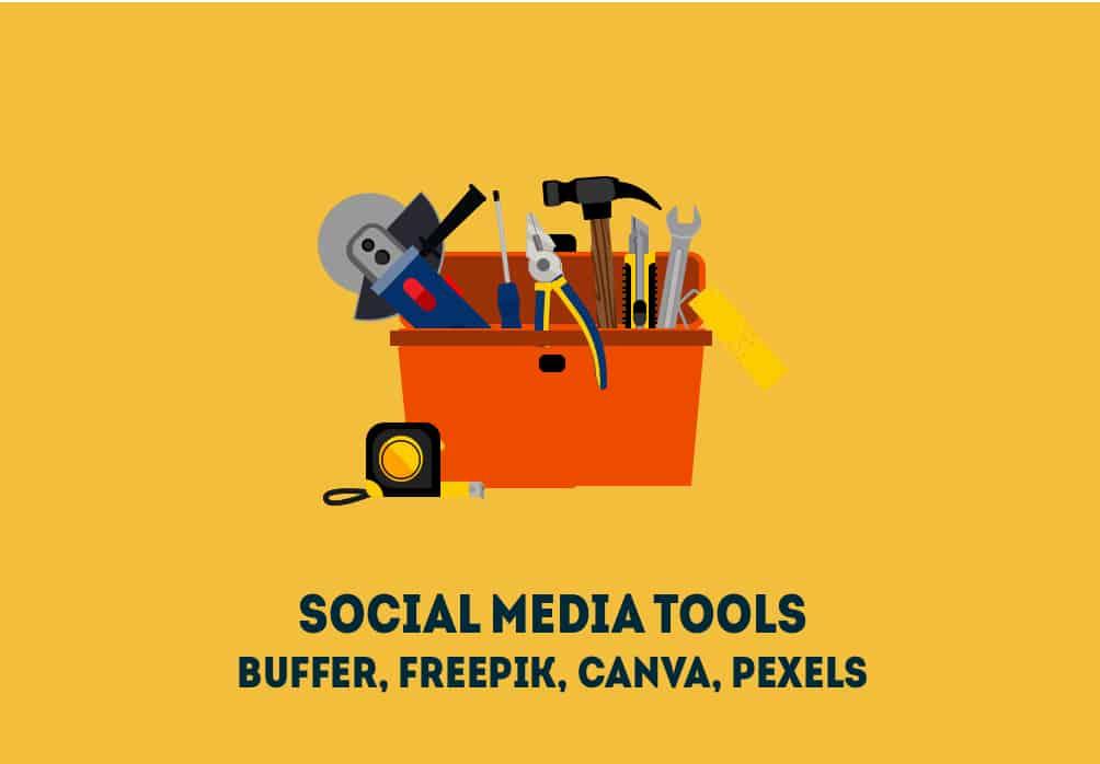 Tools voor social media