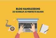 Blog schrijven? [Gebruik ons stappenplan]