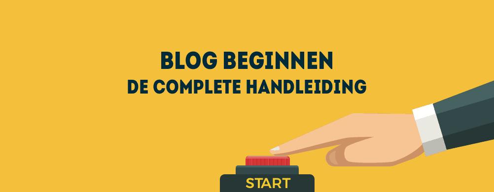 Tips om een blog te beginnen