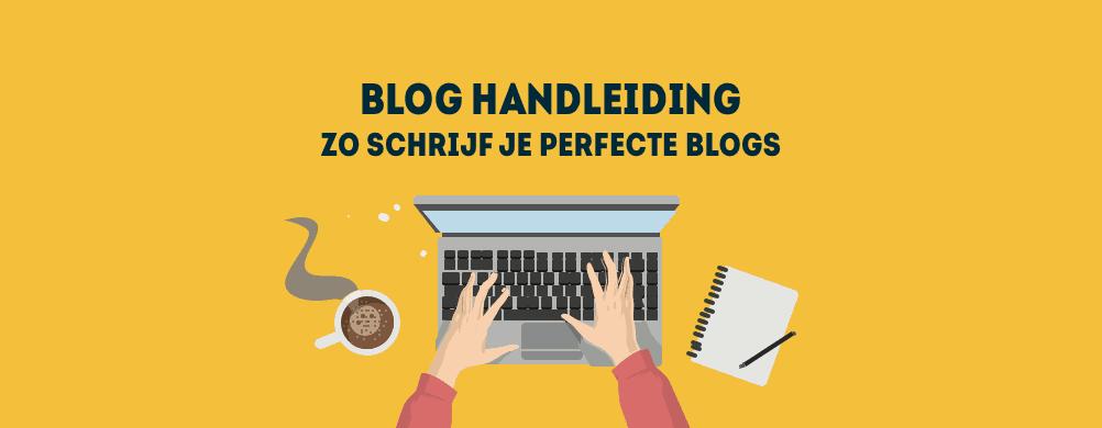 In 5 stappen een blog schrijven