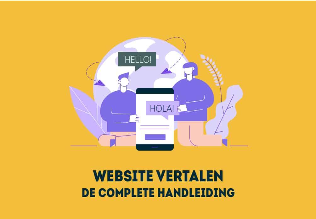 Bureau voor website vertalen