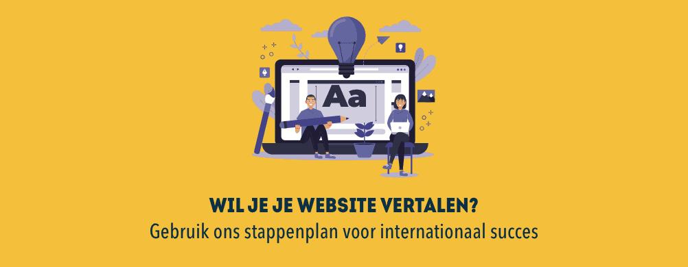website vertaler