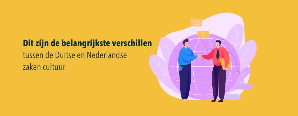 Cultuurveschillen nederland duitsland