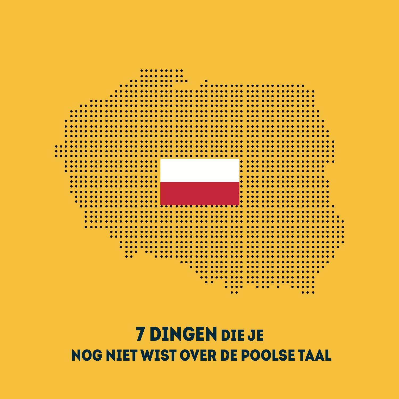 7 feiten over de Pools taal die je nog niet wist