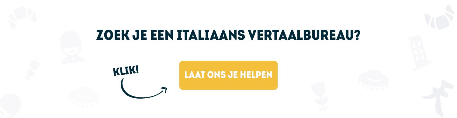 Italiaans vertaalbureau Machielsen in Groningen