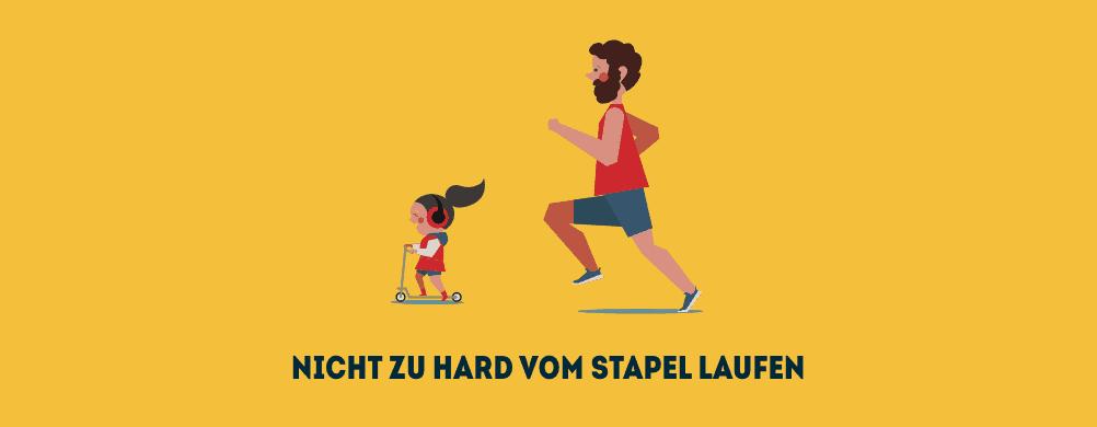 Voorbeeld van Duitse taal blunder