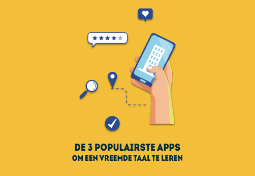 Populaire taal leren app