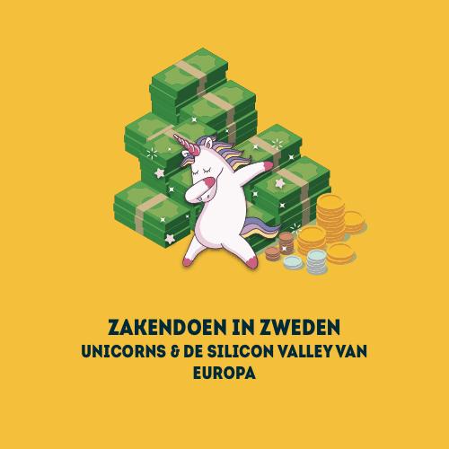 Zakendoen in Zweden - Stockholm is de Silicon Valley van Europa