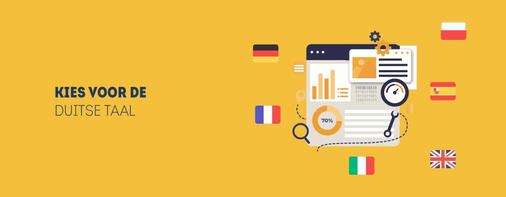 Duitse webshop vertalen