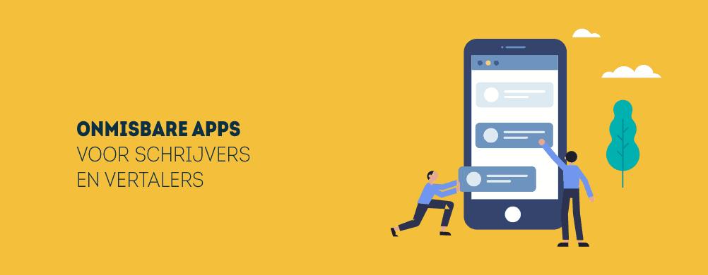 Handige apps voor schrijvers