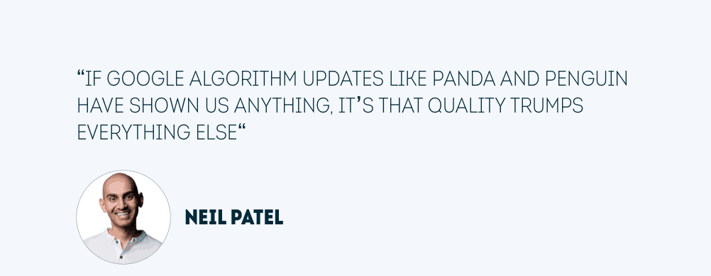 Quote neil patel