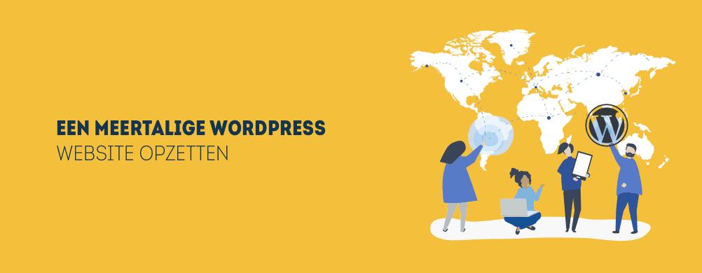 wordpress website vertalen