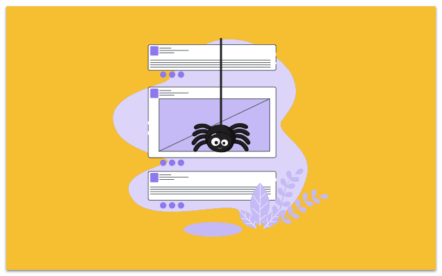 spider crawlt websites