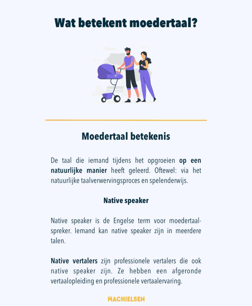 moedertaal-betekenis